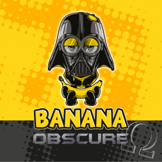 Banana Obscure 30ml