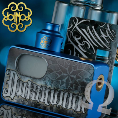 Doors Tatoo dotSquonk 100W - 19.90€