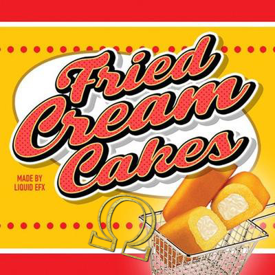 Fried Cream Cakes 50ML