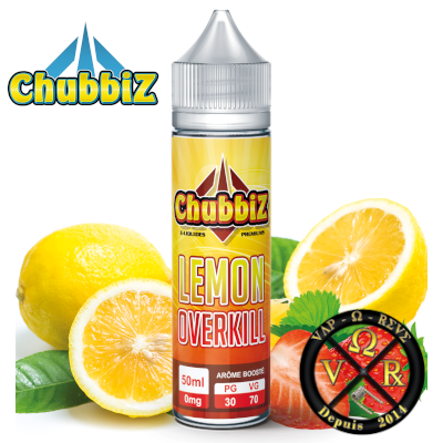 Lemon Overkill 50ml