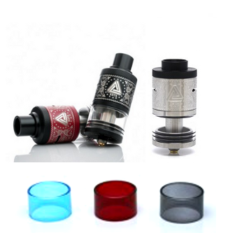 Pyrex Limitless RDTA Plus