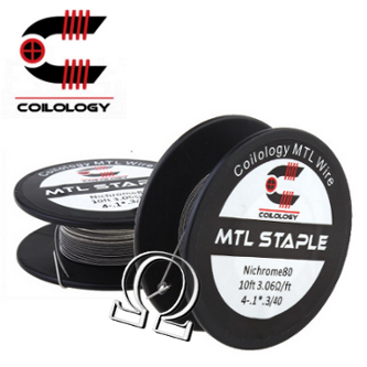 Spool Wire MTL Staple - 10.90€