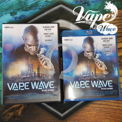 Vape Wave DVD Blu-Ray